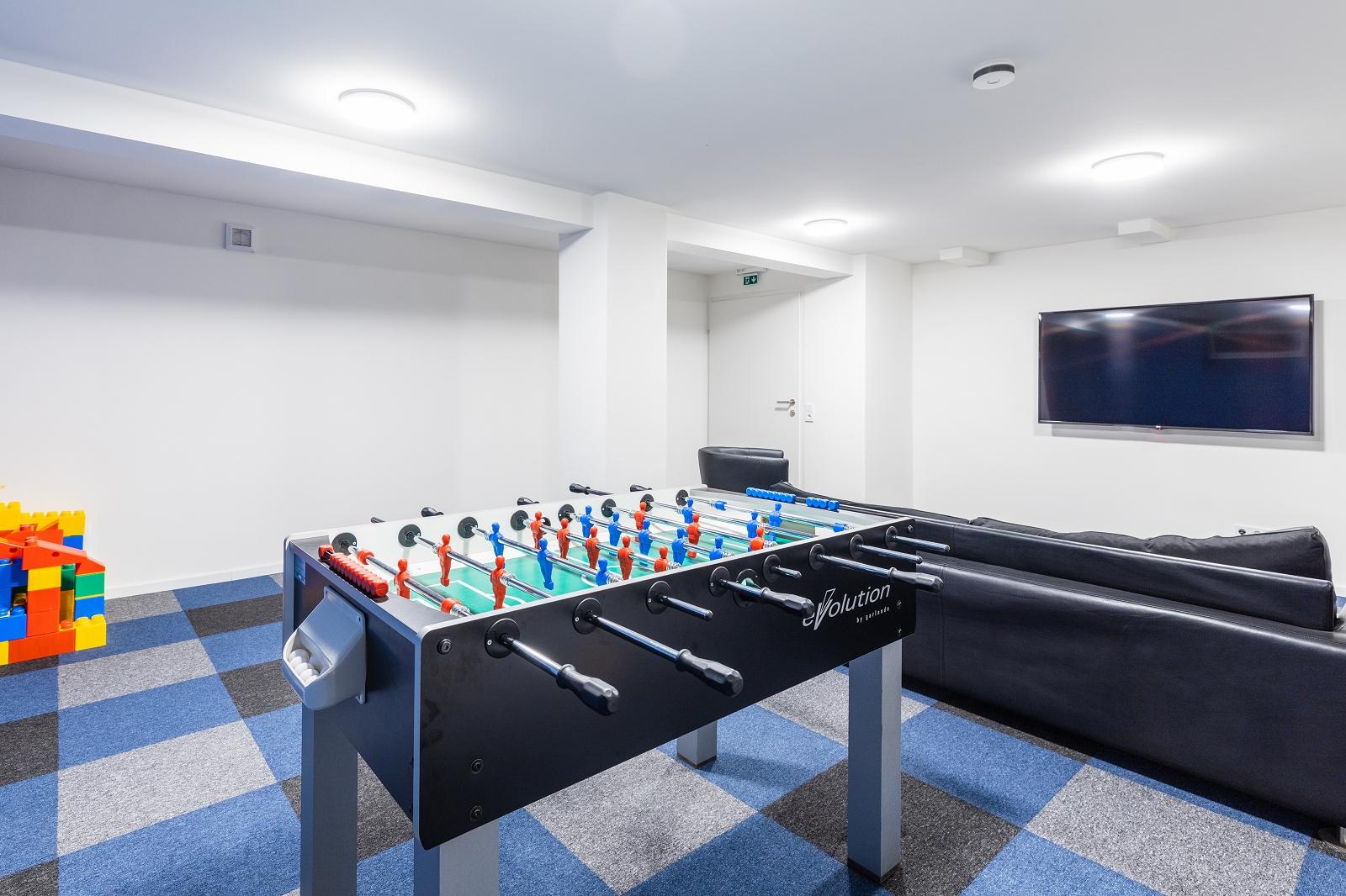 Villa Blau Apartement Spielzimmer