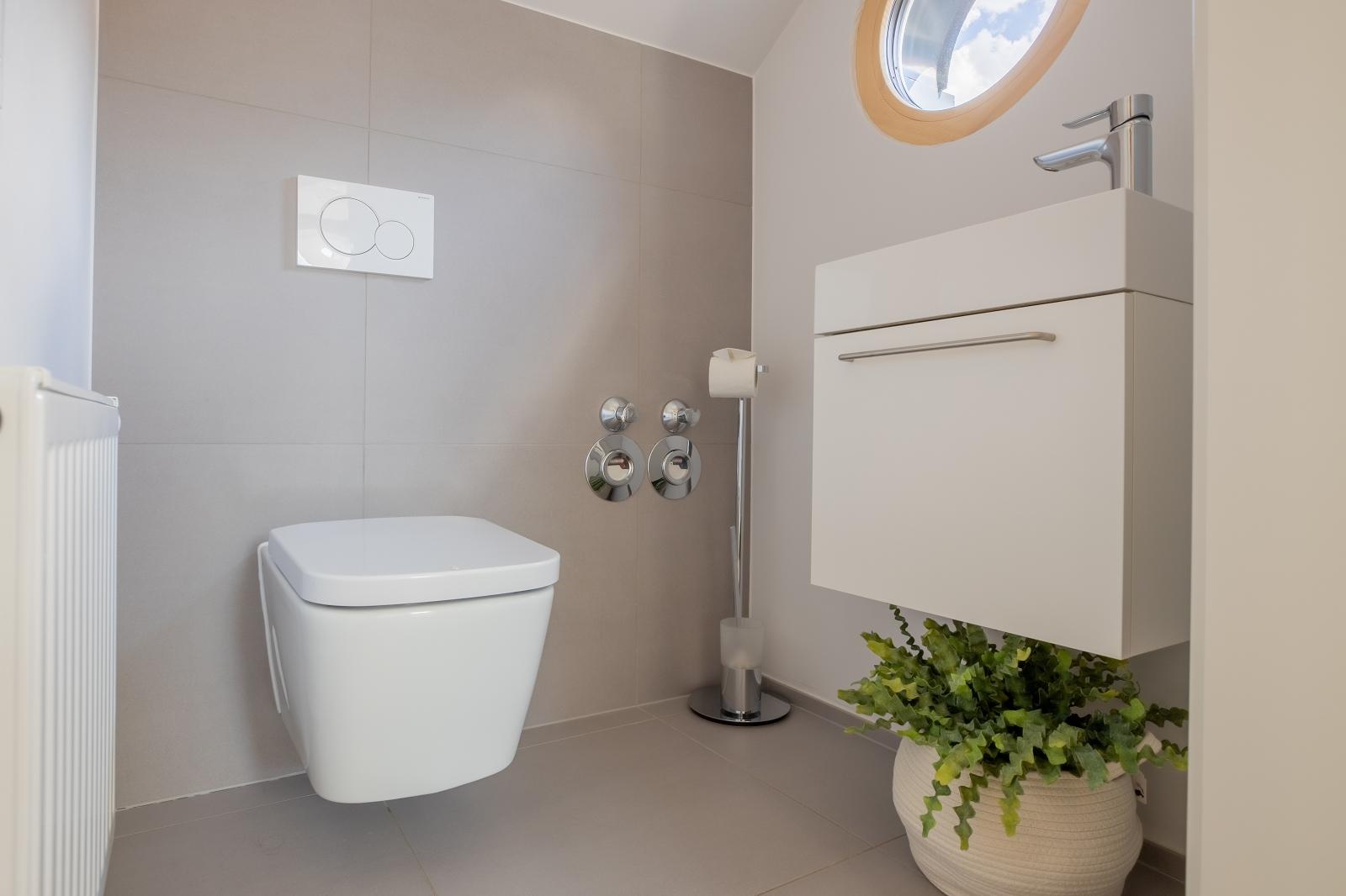 Villa Blau Apartement 5 WC